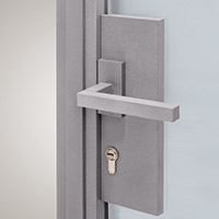 Square Door Handle